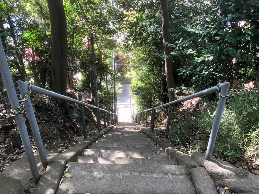 神明神社・鎌倉市岡本2